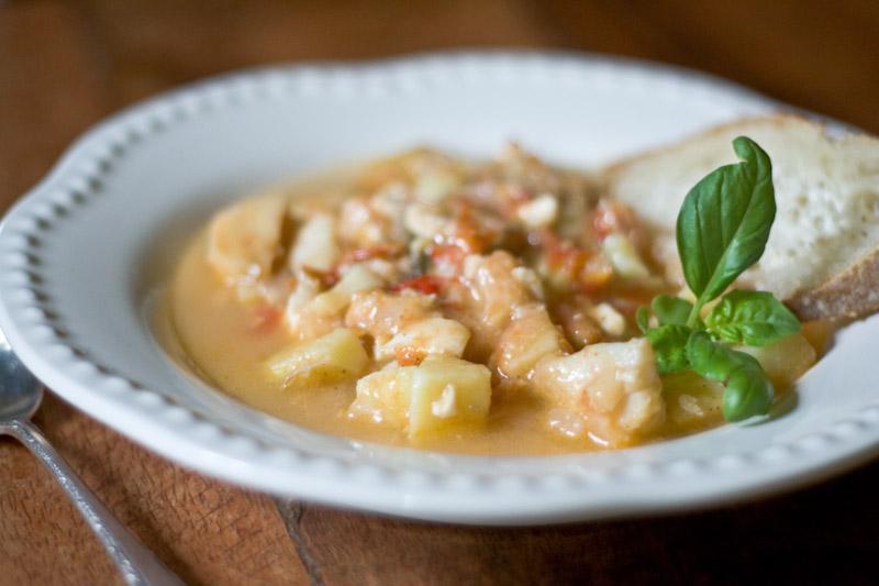 Sicilian Fisherman Stew Recipe