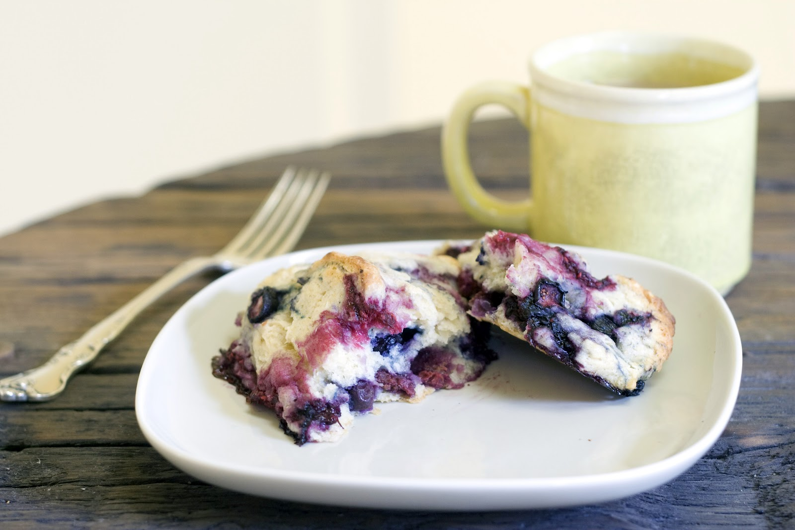 Best Berry Scone Recipe | Vintage Mixer