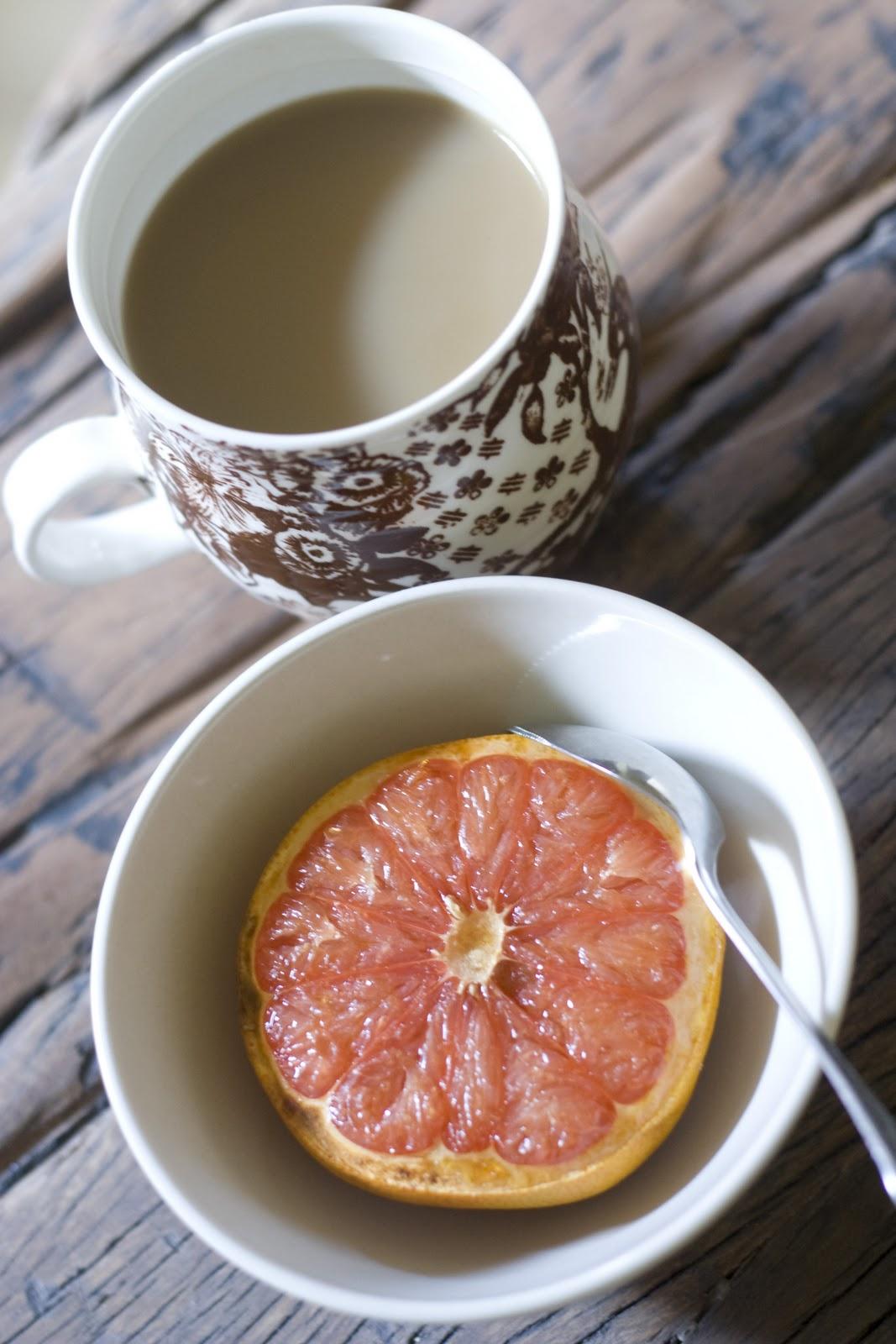Maple Brûléed Grapefruit Recipe | Vintage Mixer