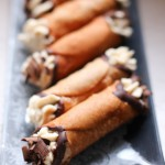 Homemade Cannoli Recipe with Mascarpone Cream
