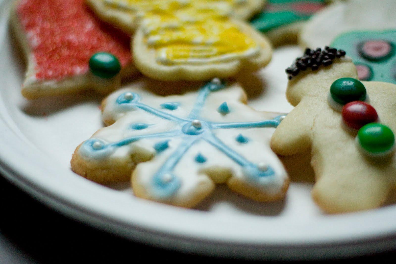 Martha stewart christmas sugar cookie recipes