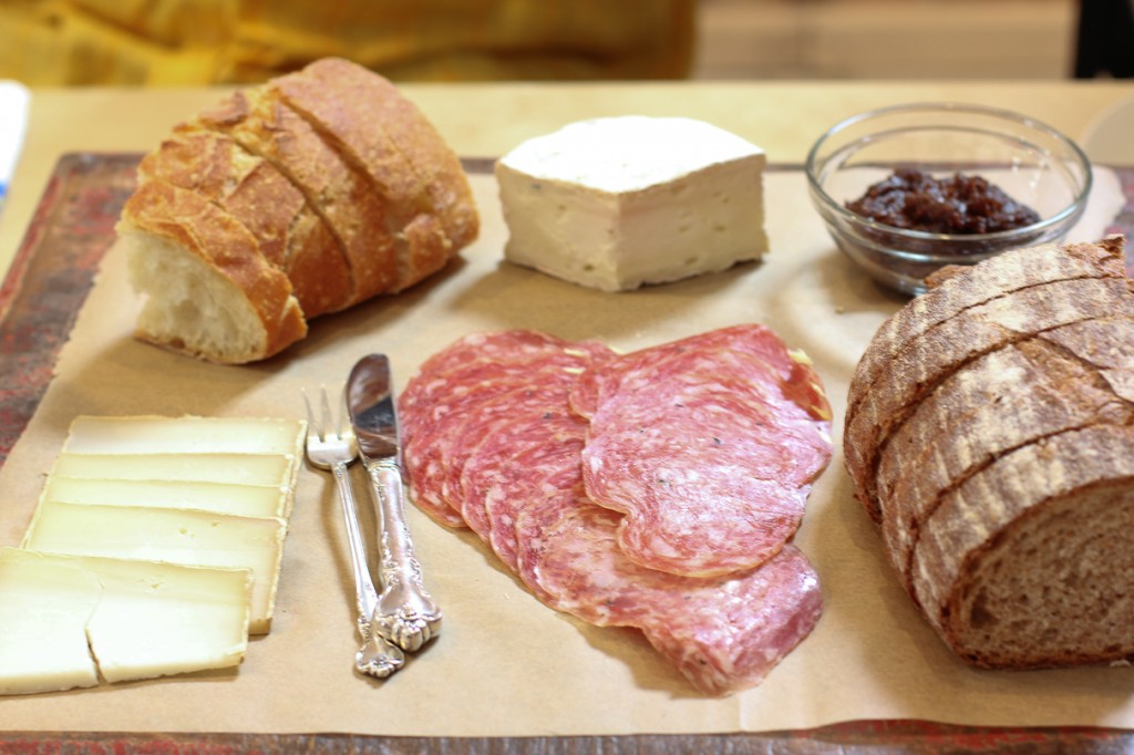 Creminelli Salami and Cheese