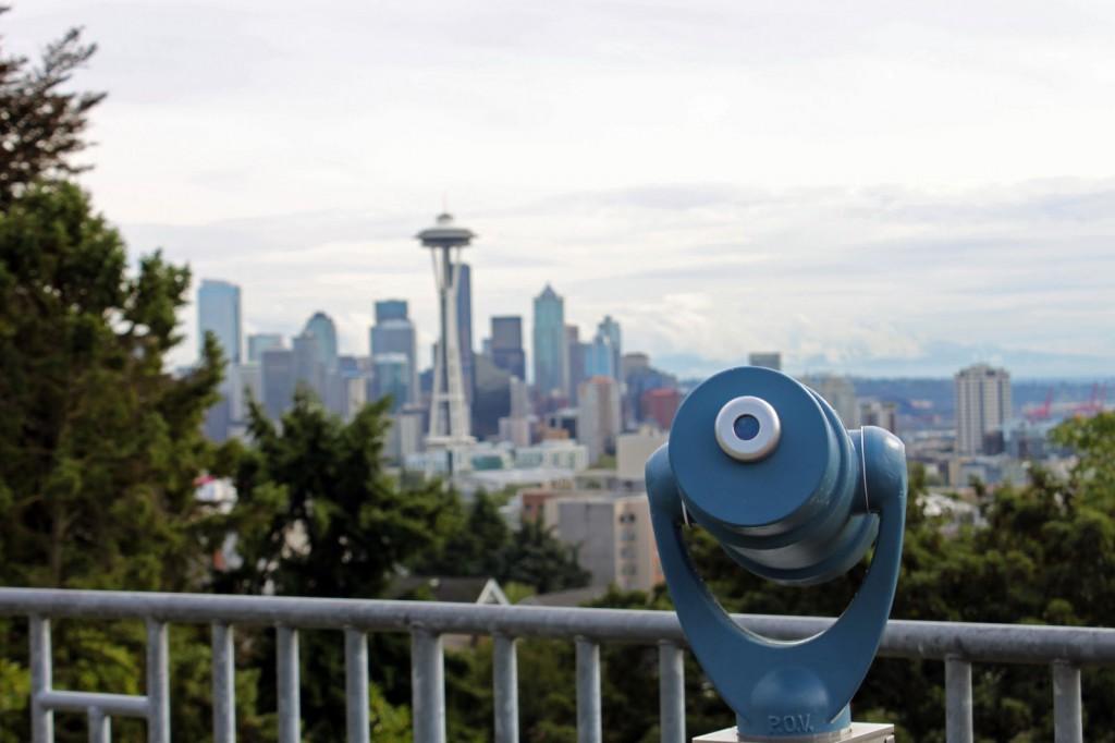 Seattle City View