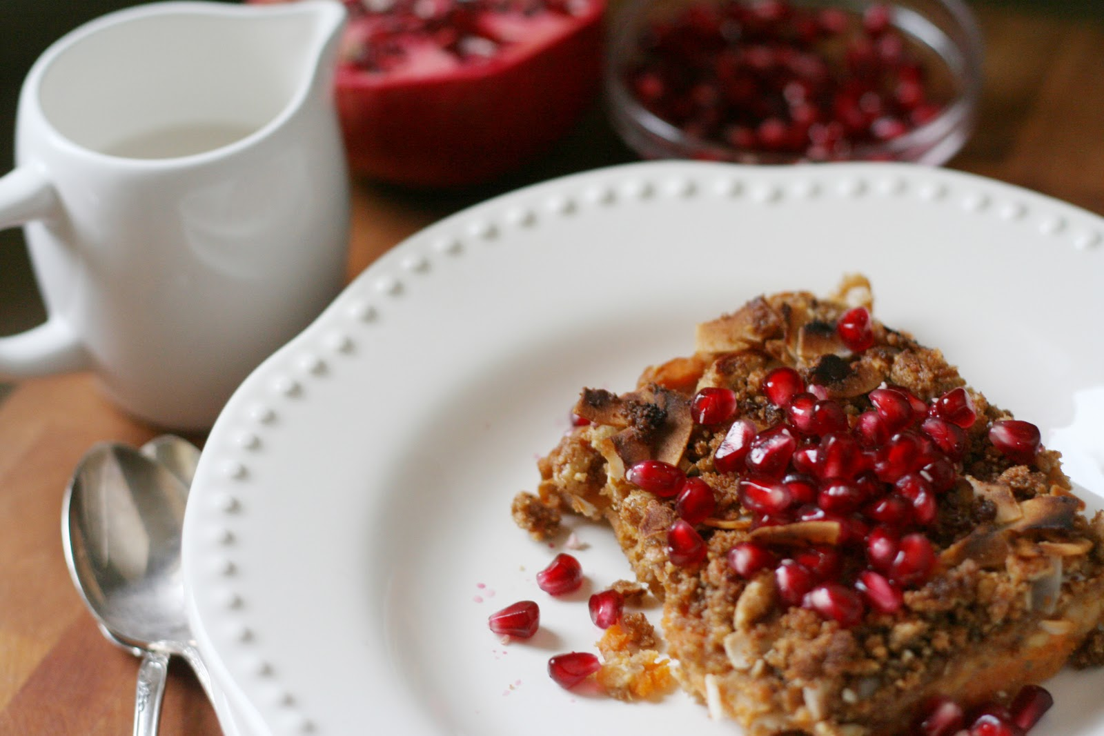 Sweet Potato Baked Oatmeal Recipe and the new Foodie Crush Magazine ...