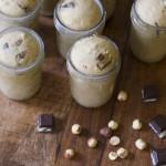 Hazelnut Marzipan Jar Cakes