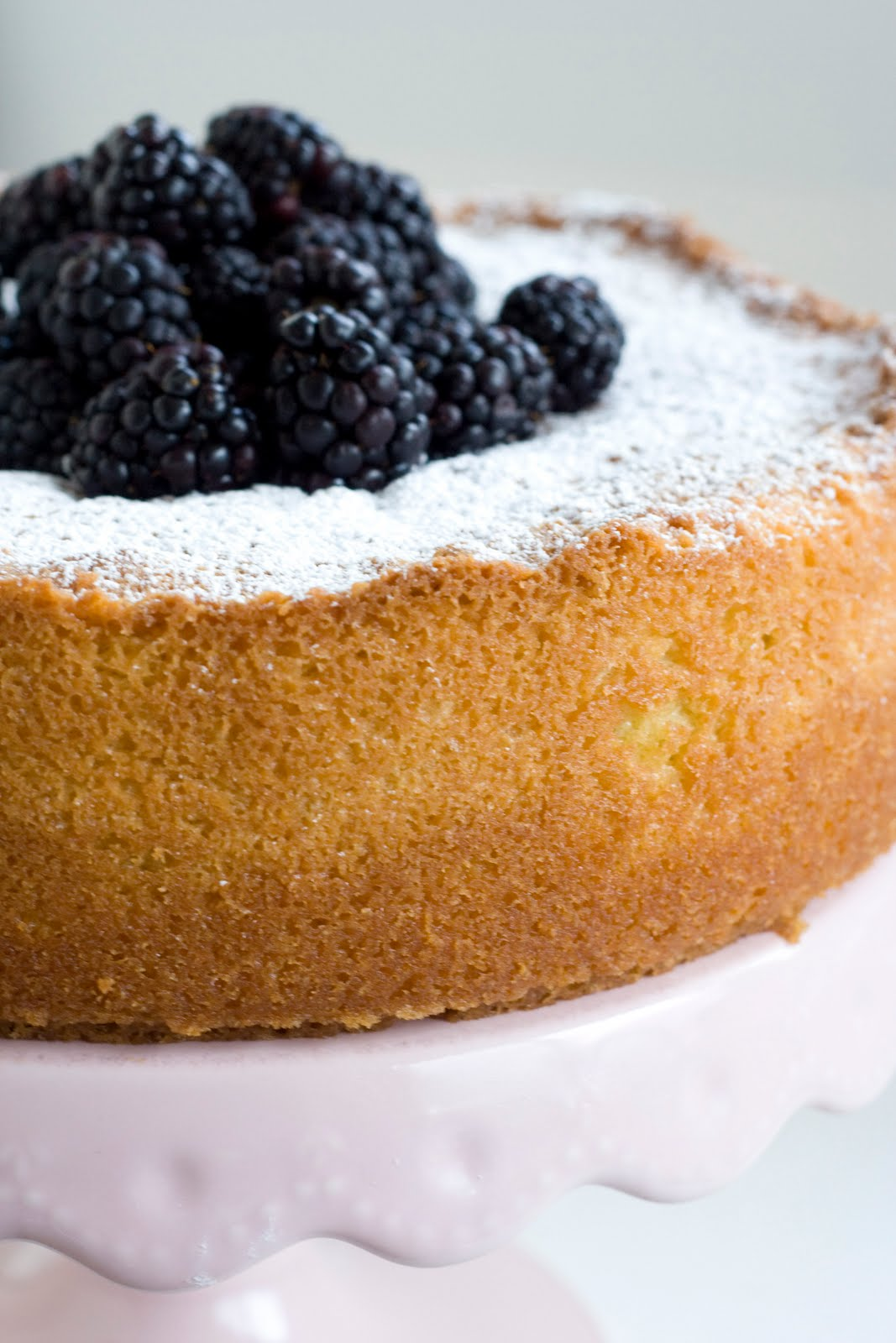 Almond Torte | Vintage Mixer