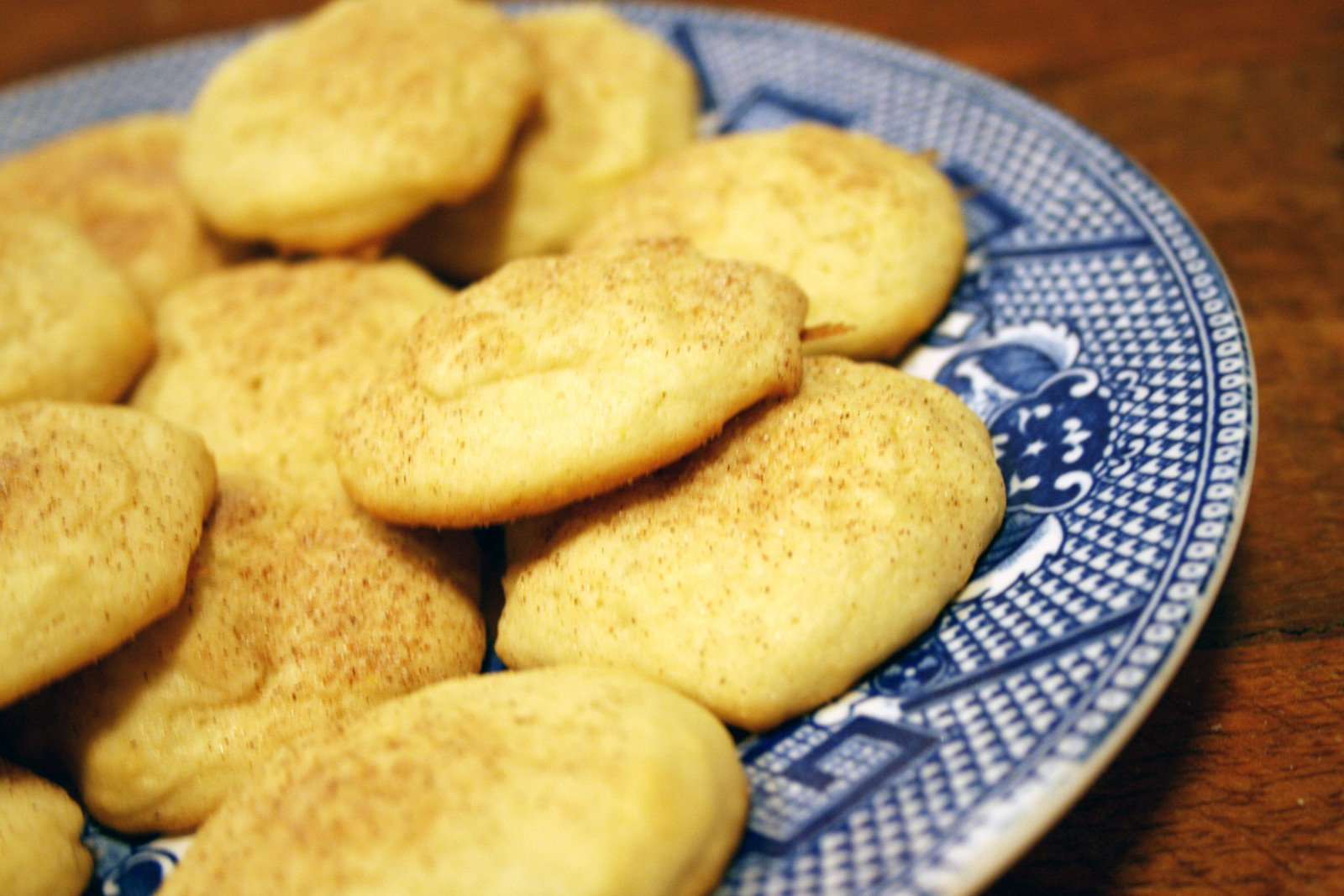 Cinnamon Jumbles from Betty Crocker's Cookie Book