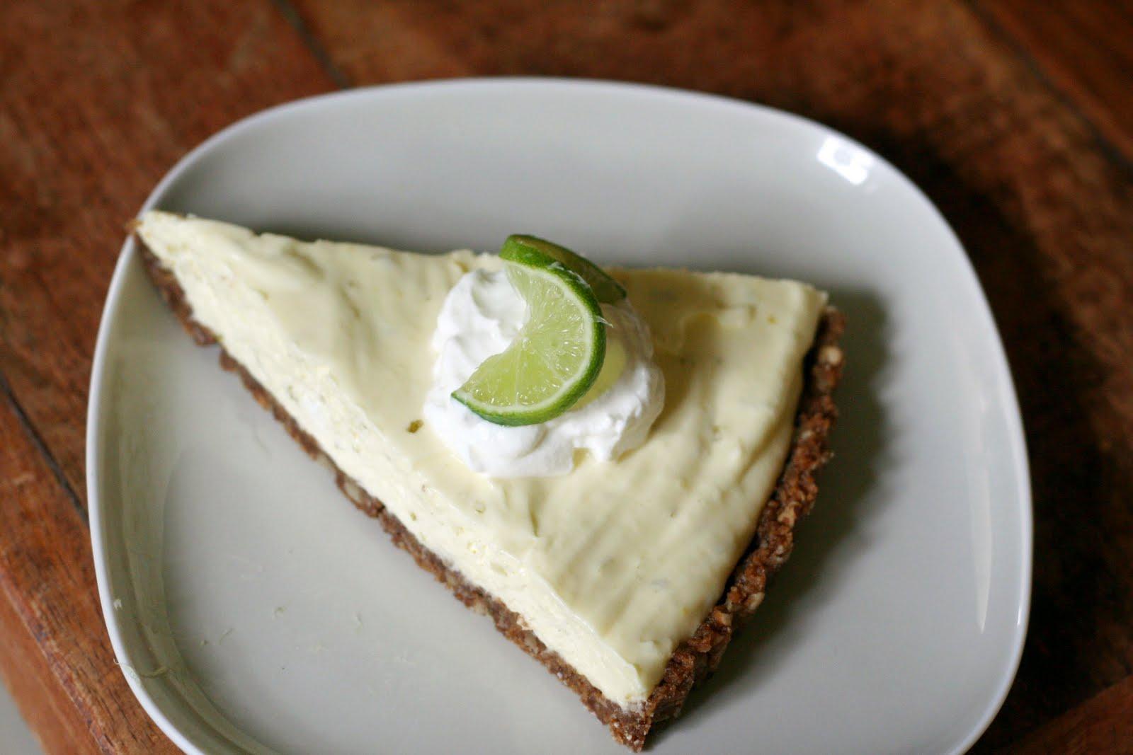 Best Key Lime Pie And Pecan Gingersnap Pie Crust Recipe — Dishmaps