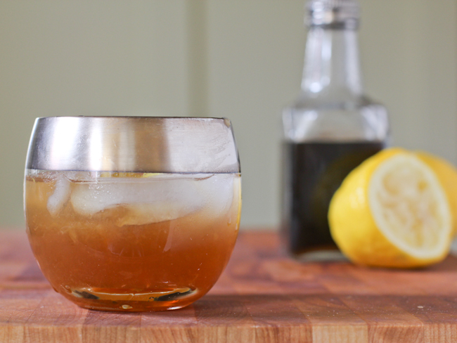 Whiskey Sour Recipe with fresh lemon and High West Whiskey | Vintage ...