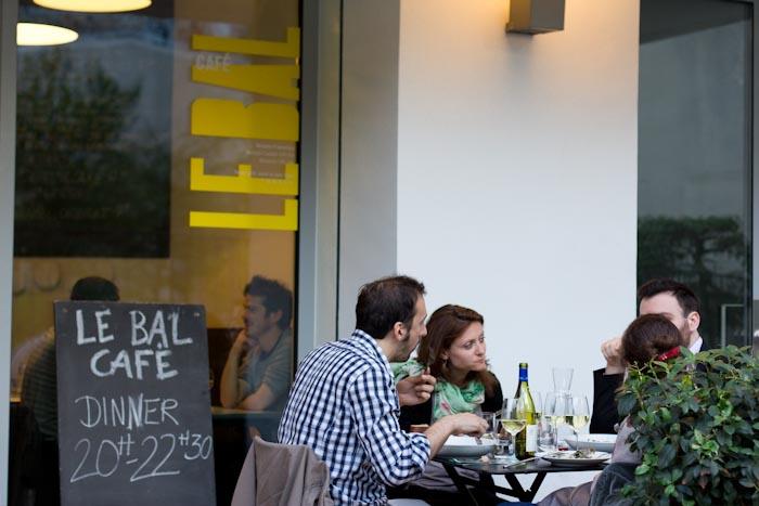 Paris Montmartre Le Bal Restaurant