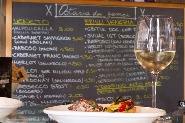 Venice snacks