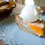 Apricot Hazelnut Pie Recipe