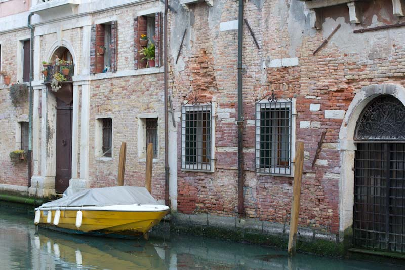 Cannaregio neighborhood of Venice