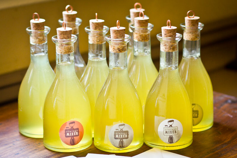 Homemade Limoncello Recipe | Vintage Mixer