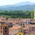 Lodging and Dining in Lucca, Italy
