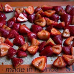 Roasted Balsamic and Vanilla Strawberries