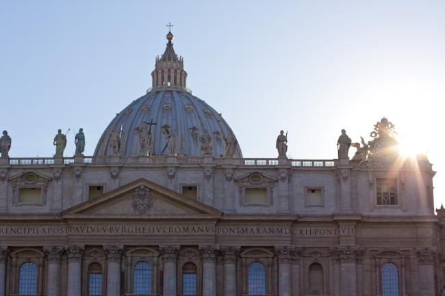 Saint Peter's Basilica Rome