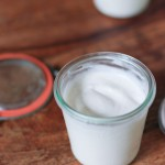 Homemade Vanilla Bean Yogurt Recipe