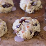 Chocolate Cherry Scone Recipe