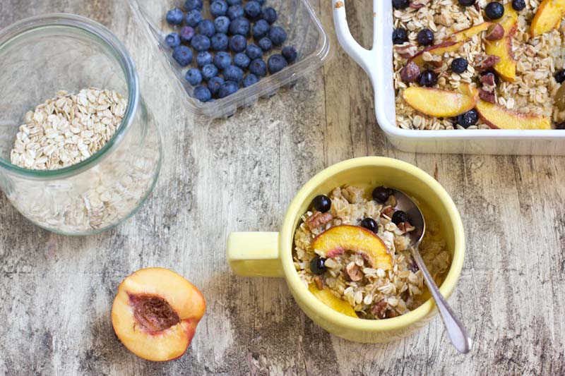 Baked Breakfast Quinoa Recipe — Dishmaps