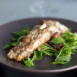 Hazelnut Crusted Trout Recipe