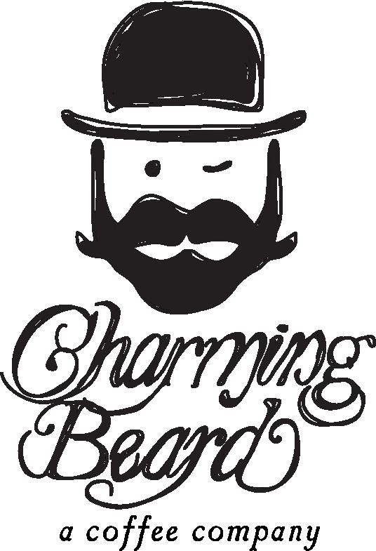 Charming Beard Logo