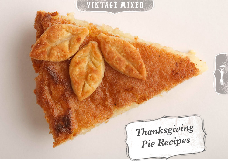 Thanksgiving Pies Recipes Thanksgiving pie recipes