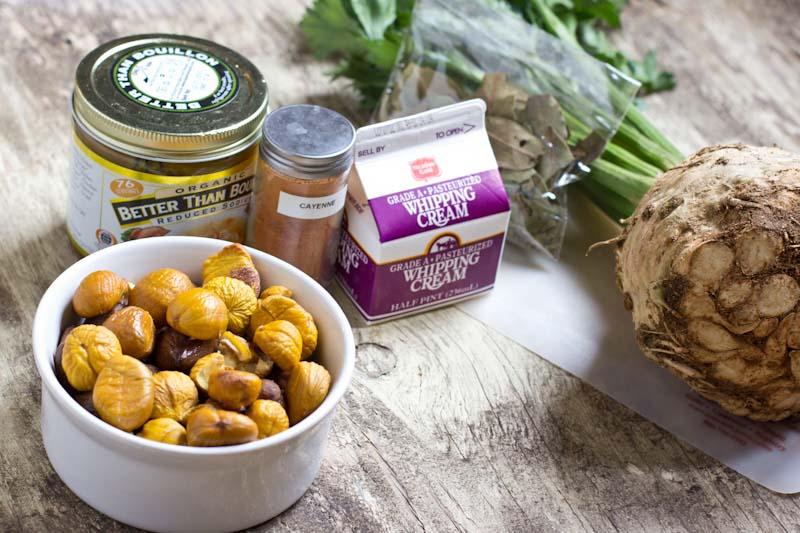 how to make chestnut cream