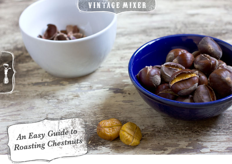 Roasted Chestnuts Recipe