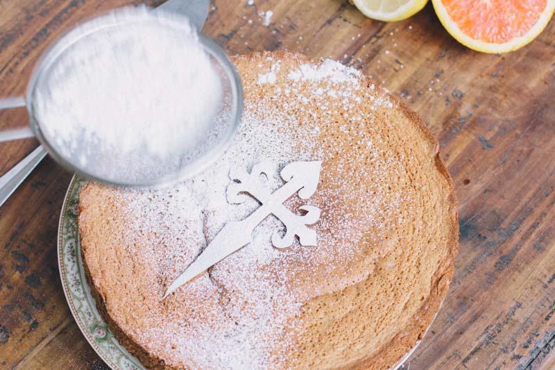 Tarta de Santiago Cake Recipe
