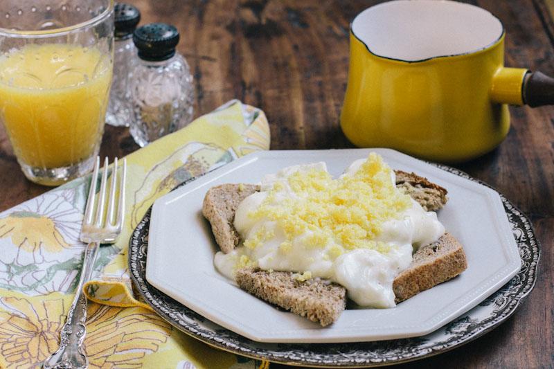 Eggs Goldenrod