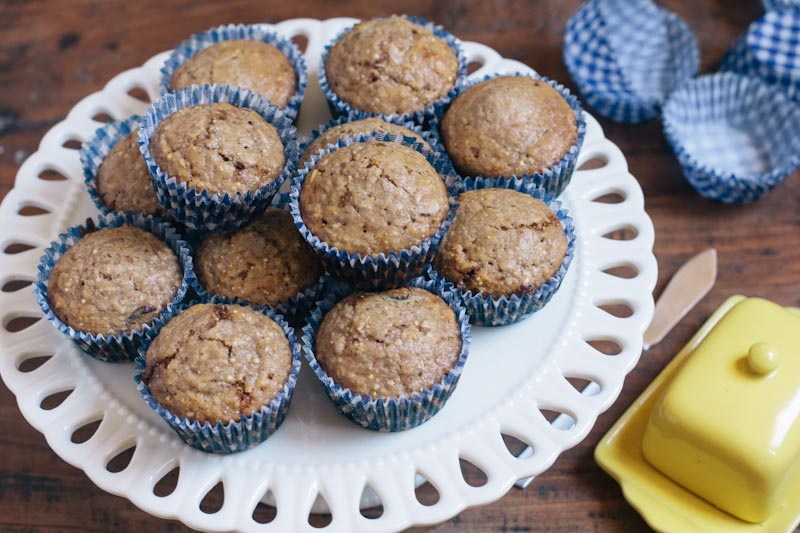 Shirley J Timeless Grains Muffins