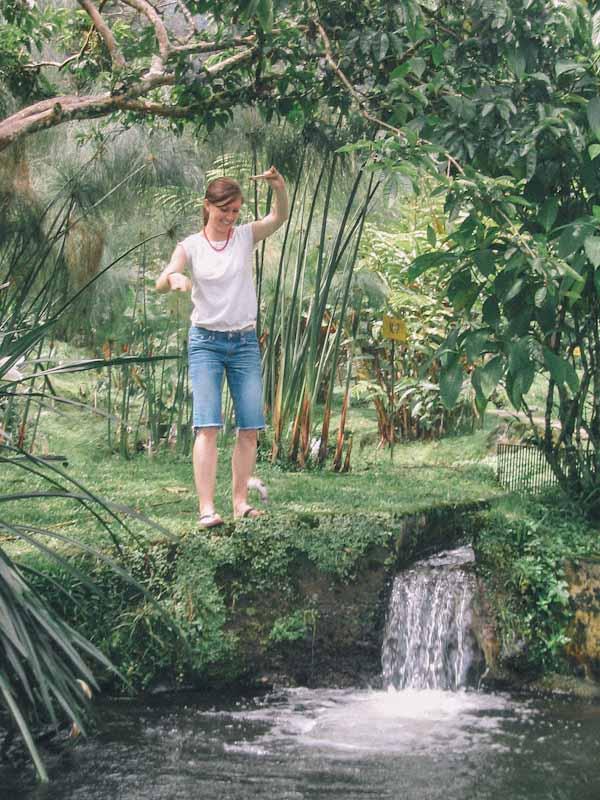 Vintage Mixer Travels - Costa Rica