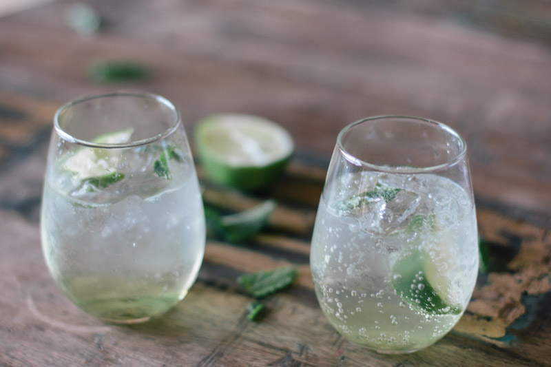 High West Silver Mojitos