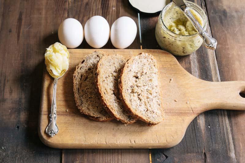 Eggs in a Frame Recipe