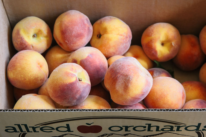 How to Can Peaches