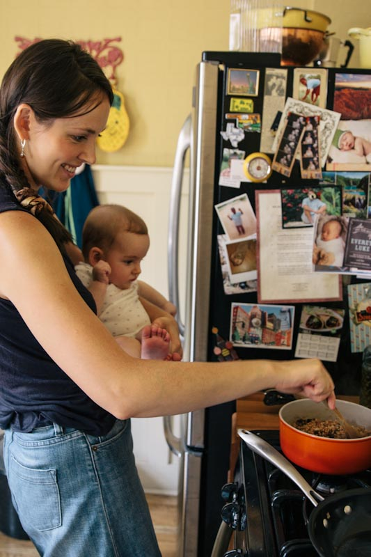Recipes for New Moms