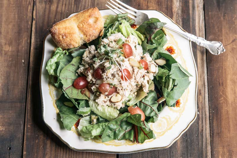 Easy Homemade Chicken Salad Recipe