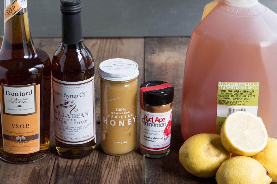 Caramel Apple Cider Cocktail Recipe