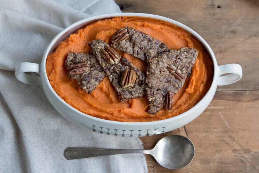 Mashed Sweet Potato Recipe