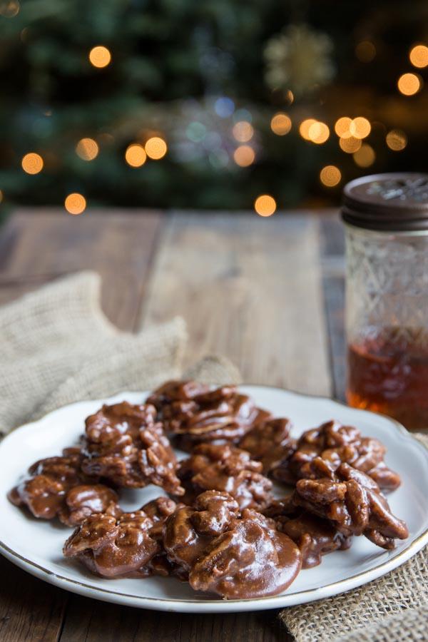 Bourbon Pralines Recipe