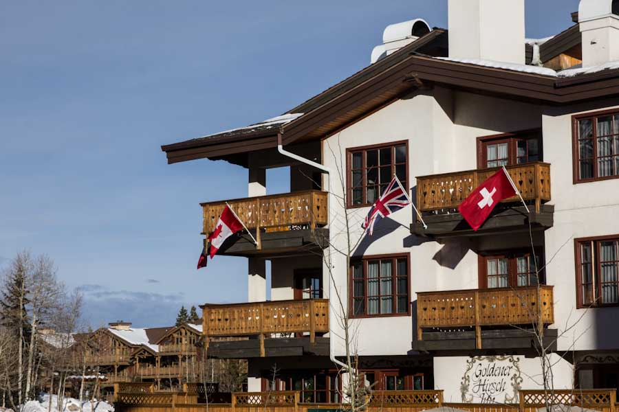 Goldener Hirsch Inn