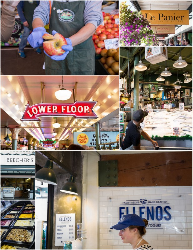 Seattle Foodie Trip • theVintageMixer.com #seattle #pikeplace