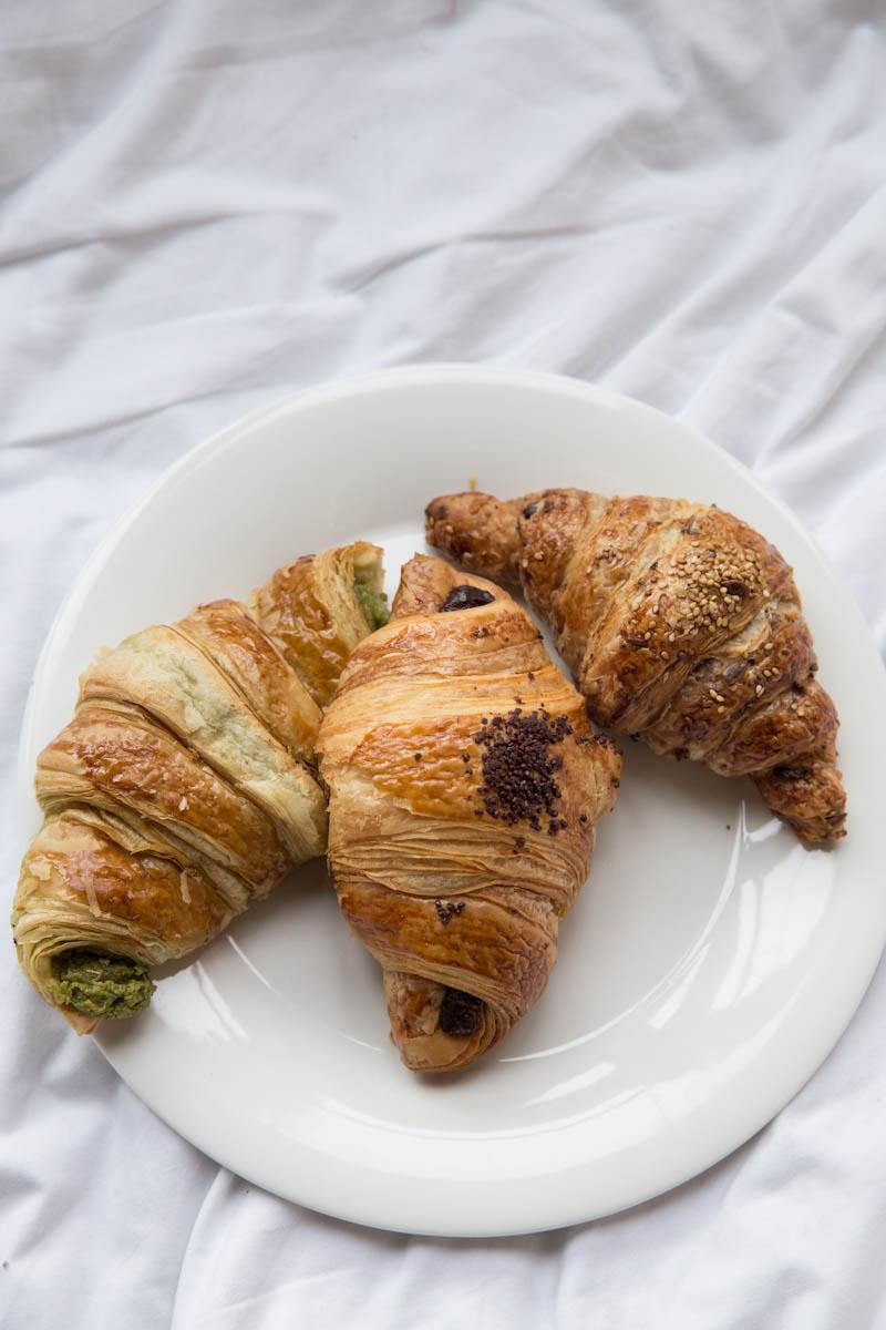 pastries in Barcelona Spain • theVintageMixer.com #barcelona