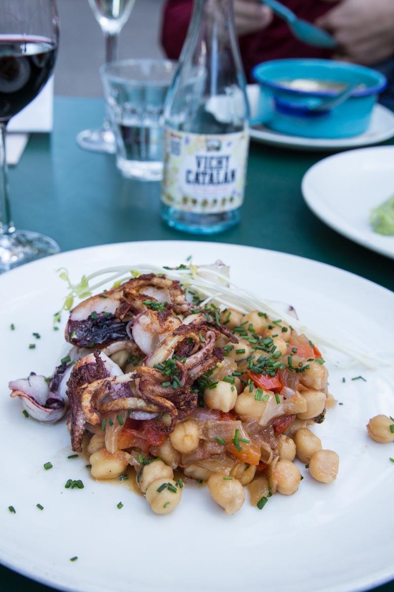food in Barcelona Spain •theVintageMixer.com