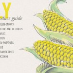 Seasonal Food Guide for July