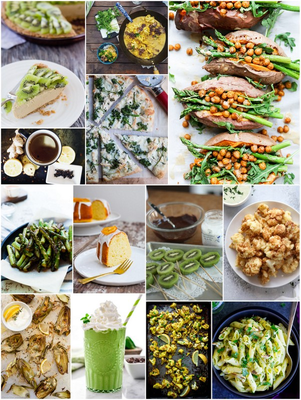 March Seasonal Recipes • theVitnageMixer.com #eatseasonal