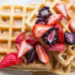 Homemade Whole Wheat Waffle Recipe