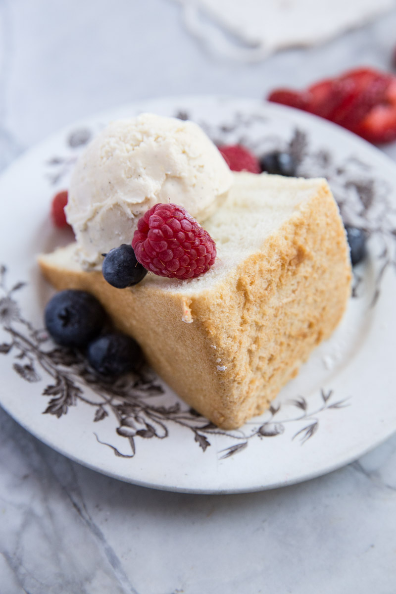 Healthy angel food cake recipe vintage mixer forumfinder Choice Image