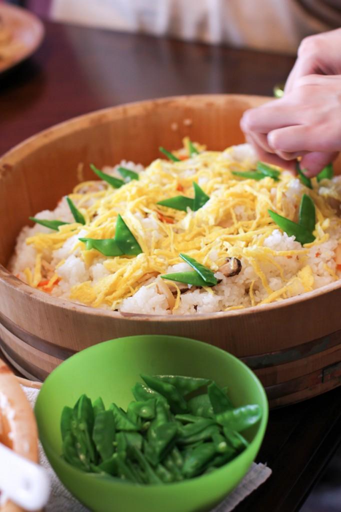 Chirashi Zushi Recipe